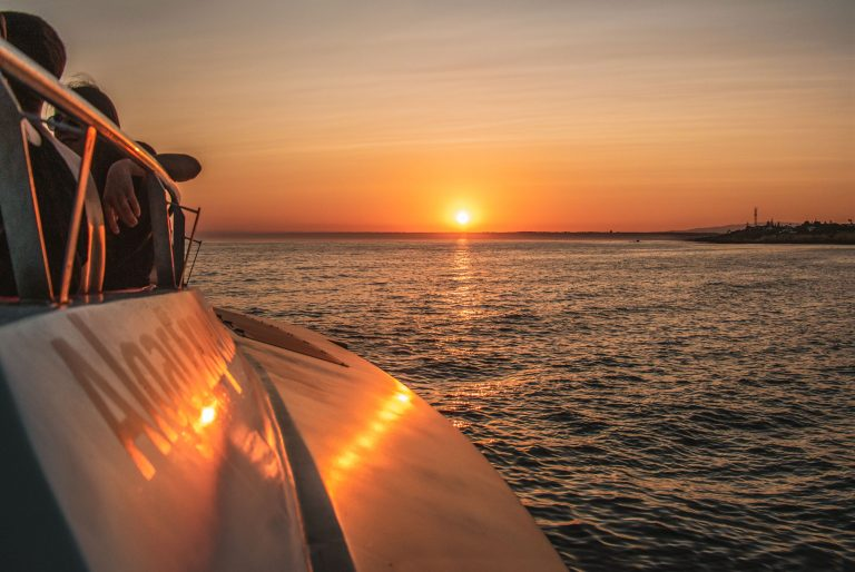 sunset soul experience boat tour by algarexperience