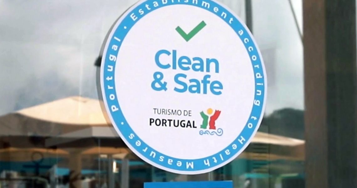 selo clean and safe algarexperience
