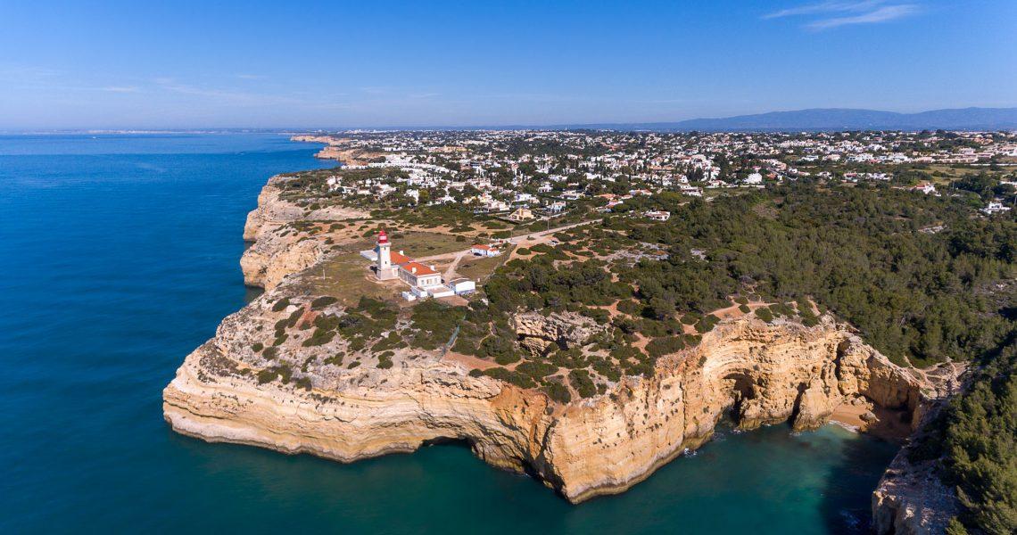 farol alfanzina algarve portugal algarexperience enjoy the sea